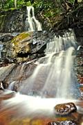 Frozen in Time Fine Art Photography - Laurel Falls SMNP