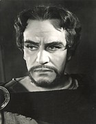 Olivier Art - Laurence Olivier by Sanely Great