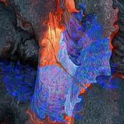 Navo Art - Lava Butterfly 1