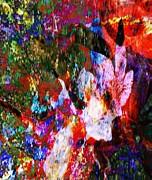 Navo Art - Lava Flowers
