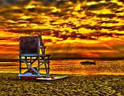 Nick Zelinsky - Lavallette Sunset