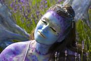 Human Beings Originals - Lavander Fairy by Graham Foulkes