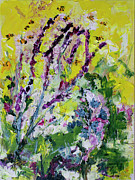 Ginette Callaway - Lavender and Bees Oil Study