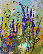Ginette Callaway - Lavender and Bees Provence