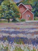 Susan Bradbury - Lavender Fields