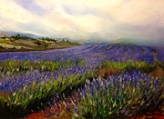 Lori Ippolito - Lavender in Oil