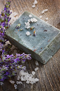 Mythja  Photography - Lavender soap