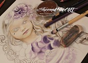 Sheena Pike - Lavender - Work in...