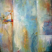 Karen Hale - Layered Blue 2