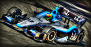 Long Beach Grand Prix Prints - Lbgp 10 Print by Craig Incardone