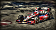 Long Beach Grand Prix Prints - Lbgp 11 Print by Craig Incardone