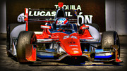 Long Beach Grand Prix Prints - Lbgp 12 Print by Craig Incardone