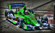 Long Beach Grand Prix Prints - Lbgp 13 Print by Craig Incardone