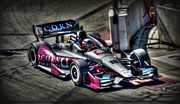 Long Beach Grand Prix Prints - Lbgp 14 Print by Craig Incardone