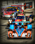 Long Beach Grand Prix Prints - Lbgp 3 Print by Craig Incardone
