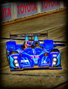 Long Beach Grand Prix Prints - Lbgp 5 Print by Craig Incardone