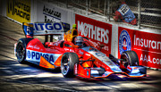 Long Beach Grand Prix Prints - Lbgp 6 Print by Craig Incardone