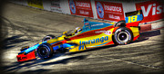 Long Beach Grand Prix Prints - Lbgp 7 Print by Craig Incardone