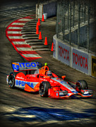 Long Beach Grand Prix Prints - Lbgp 8 Print by Craig Incardone