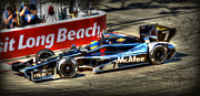 Long Beach Grand Prix Prints - Lbgp 9 Print by Craig Incardone
