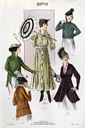 Featured Art - Le Costume Royal 1915 1910s Usa  Cc by The Advertising Archives