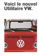 Vw Camper Van Prints - Le Nouvel VW Print by Nomad Art And  Design