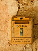 Mail Box Framed Prints - Le Poste Framed Print by Nigel Jones