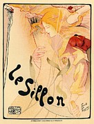 French Poster Posters - Le Sillon Poster by Sanely Great