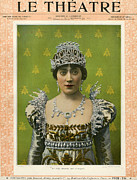 Featured Art - Le Theatre 1899 1890s France Magazines by The Advertising Archives