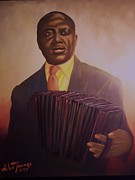 Helen Originals - Lead Belly by Helen Thomas