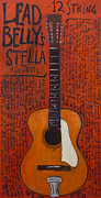 Karl Haglund - Lead Belly Stella...