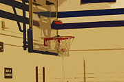 Basketball Sports Digital Art - Lead by Example by Peter  McIntosh