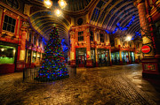 D700 Originals - Leadenhall Market HDR 03 warm by Jack Torcello