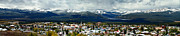 Mt. Massive Photo Metal Prints - Leadville Autumn Panorama Metal Print by Jeremy Rhoades