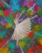 The Art With A Heart By Charlotte Phillips - Leap Into Color