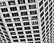 Converge Prints - Leaping Tall Buildings Print by Benjamin Yeager
