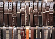 Yali Shi - Leather Belts for Sale