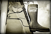 Laurie Perry - Leather Boots