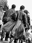 Glenn Hewitt - Leather Coat