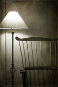 Timeless Design Photo Prints - Leave the Light On Print by Terry Rowe