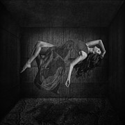 Back Prints - Leaving Print by Erik Brede