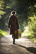 Evacuee Prints - Leaving Home Print by Lee Avison