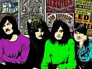 Led Zeppelin Print by Glenn Cotler