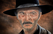 Jim Fitzpatrick - Lee Van Cleef as Angel...