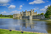 Chris Thaxter - Leeds Castle Moat 2
