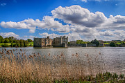 Chris Thaxter - Leeds Castle Moat