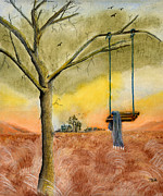Swing Pastels - Left Behind by Micki Davis