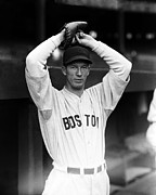 Lefty Grove Looking Forward At Camera Print by Retro Images Archive