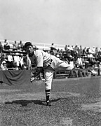Lefty Grove Working Out Before Game Print by Retro Images Archive