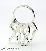 Sexy Jewelry - Leg Ring by Nicholas Damario
